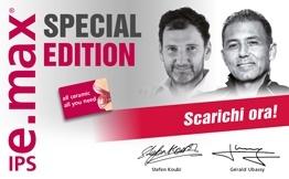 Special Edition e.max Gerald Ubassy
