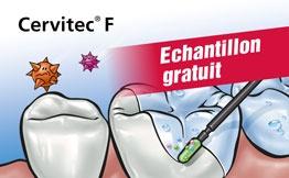 Echantillon gratuit Cervitec Gel