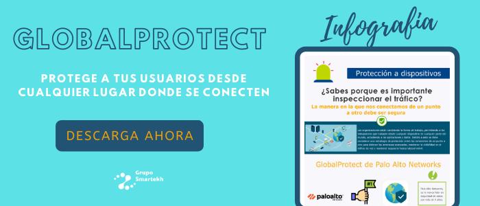 GlobalProtect  Protege a tus usuarios Infografia
