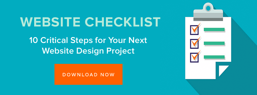 10 Critical Steps to Success - Website Project Checklist
