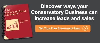 conservatory supplier marketing assessment