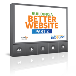 Inbound Marketing Resources | Webinar 2