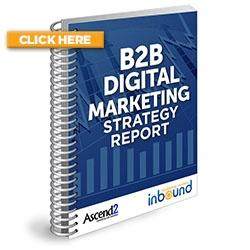 Click to Download Our B2B Digital Marketing Report