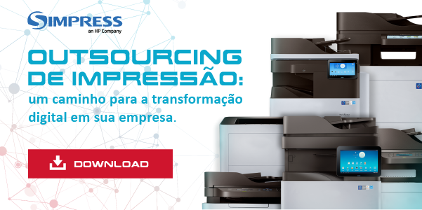 Download Ebook Outsourcing de Impressão - Simpress