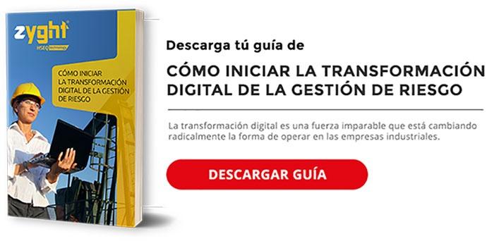 Cómo iniciar la transformación digital de la gestión de riesgo