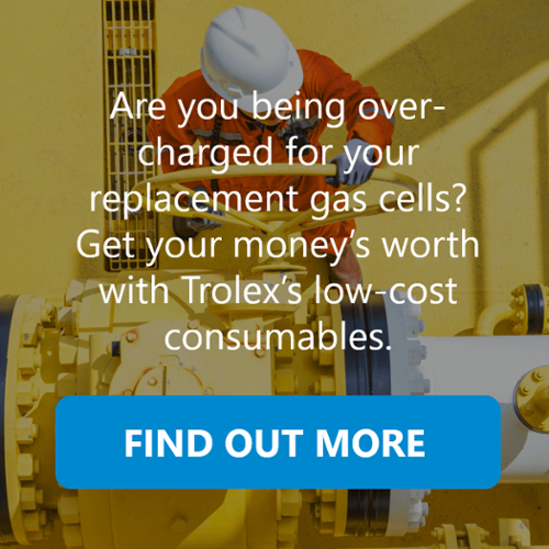 How do you know if you've been over-charged for your replacement gas cells?