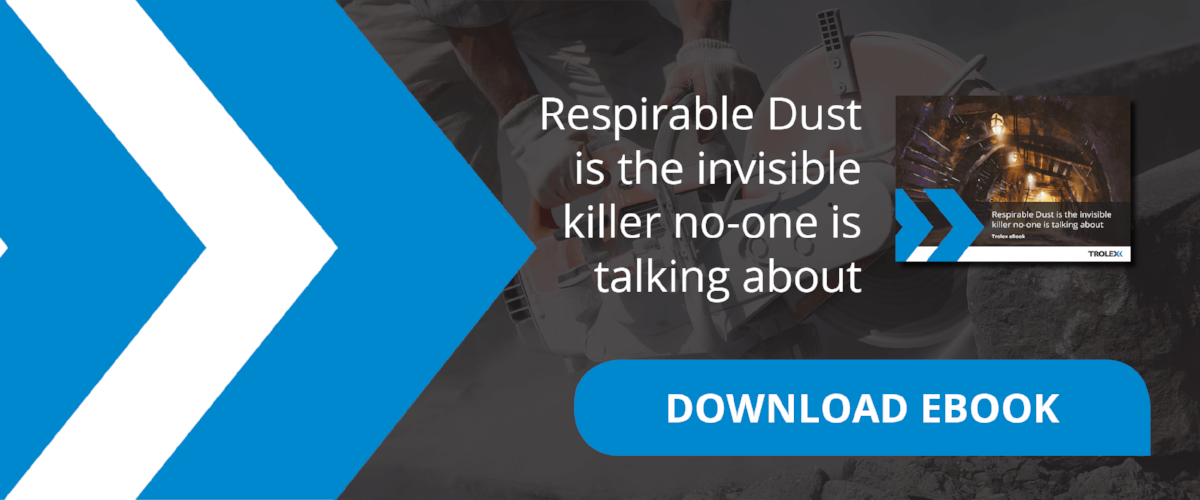 Respirable Dust is the invisible killer no-one is talking about