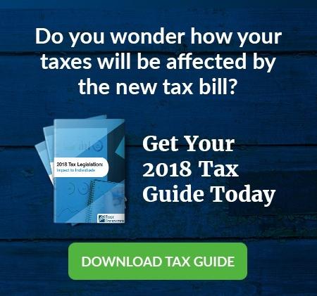 2018 Tax Legislation   First Foundation