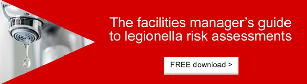 Download the facilities manager's guide to legionella risk assessments