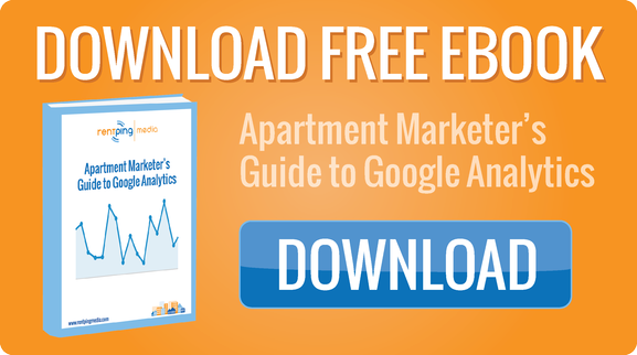 Download Free eBook: Apartment Marketer's Guide to Google Analytics