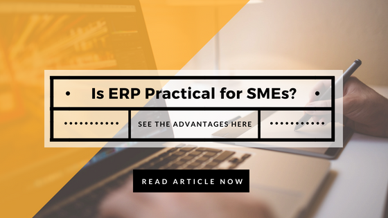 Read the Is ERP Systems Practical for SMEs article here.