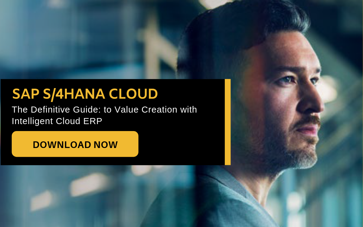 Create Business Value with Intelligent Cloud ERP. Get your free guide from SAP today.
