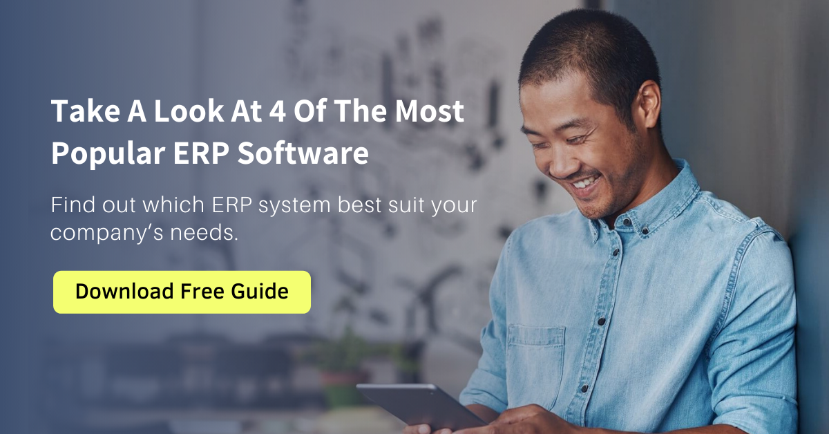 5 Min ERP Software Review