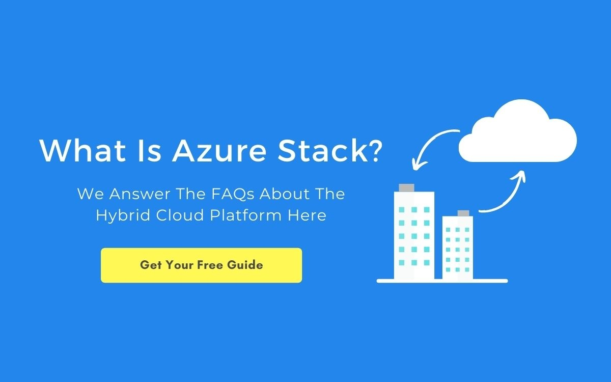 What Is Azure Stack