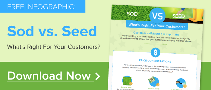 Infographic Sod v Seed