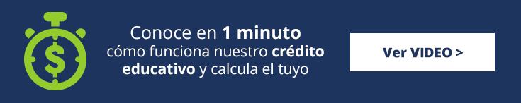 Laudex - Conoce en 1 minuto cómo funciona nuestro crédito educativo y calcula el tuyo