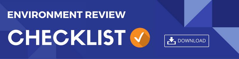Environment Review Checklist for Cloud Migrations
