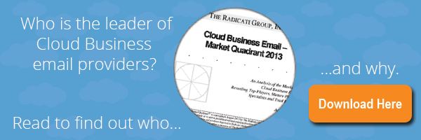 See why Google is #1 in cloud business email!