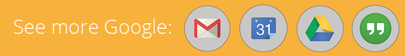 See more Google | Gmail, Calendar, Drive, Hangouts & more