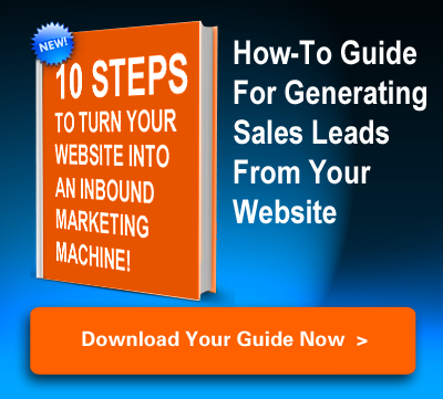 10 steps to website marketing and lead generation free ebook