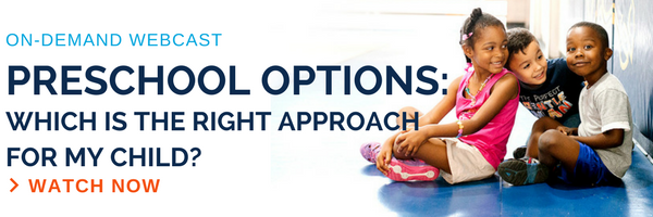 Preschool Options: Which is The Right Fit For My Child?