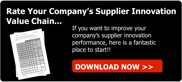 Download the Supplier Innovation Assessment