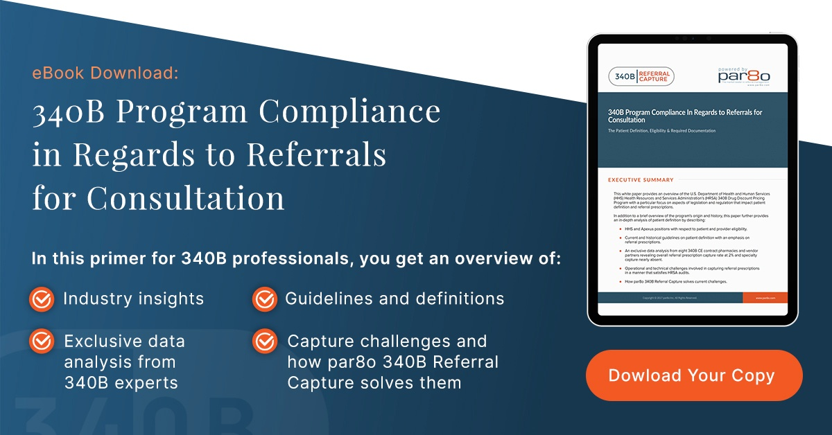 340B Program Referrals Whitepaper