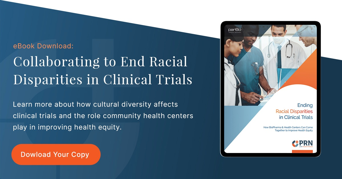 Diversity in Clinical Trials Whitepaper