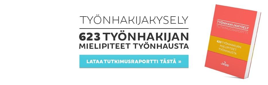 Rekrytoinnin Tila 2017 – Tutkimusraportti