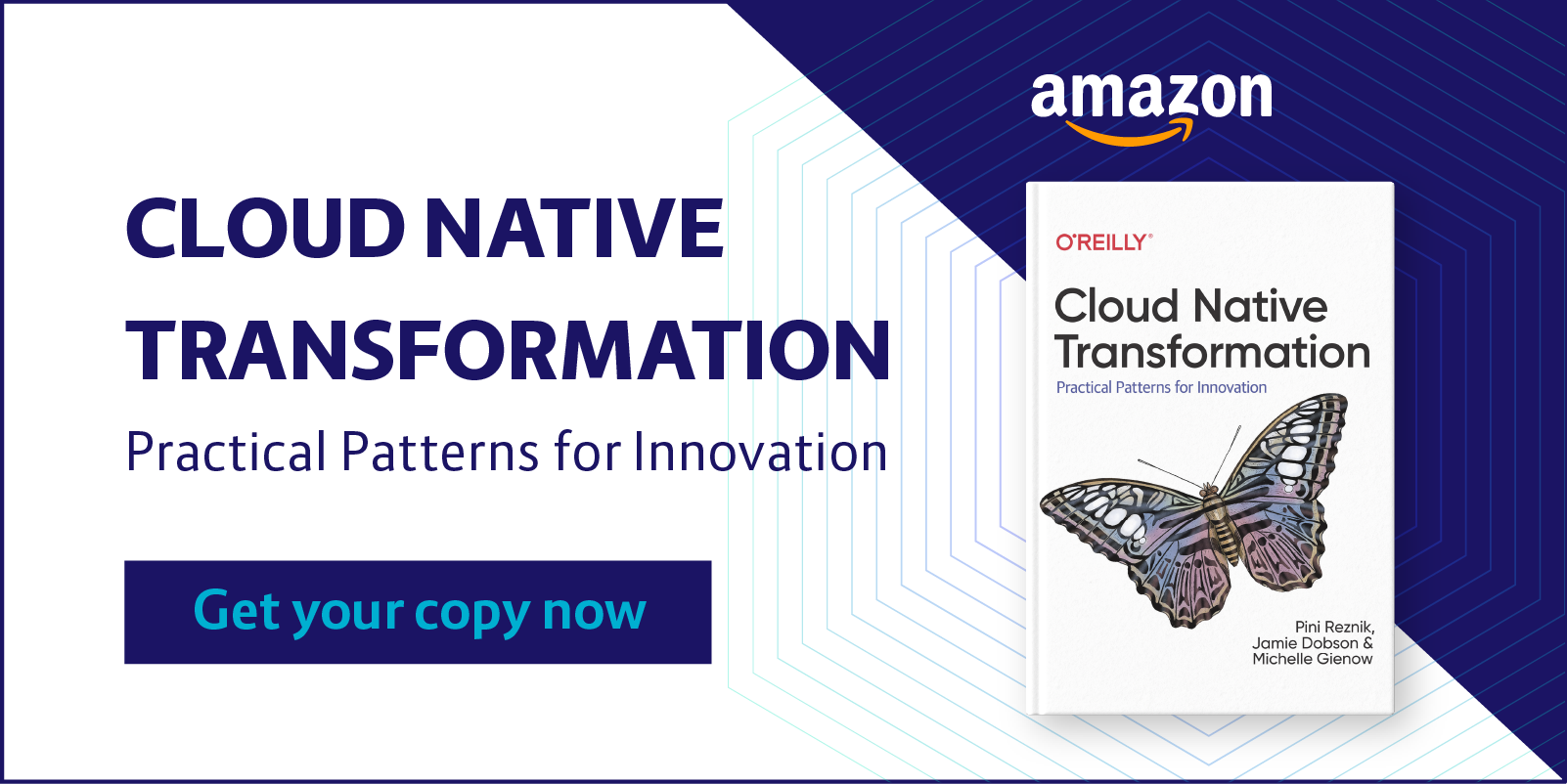 cloud native transformation book excerpt