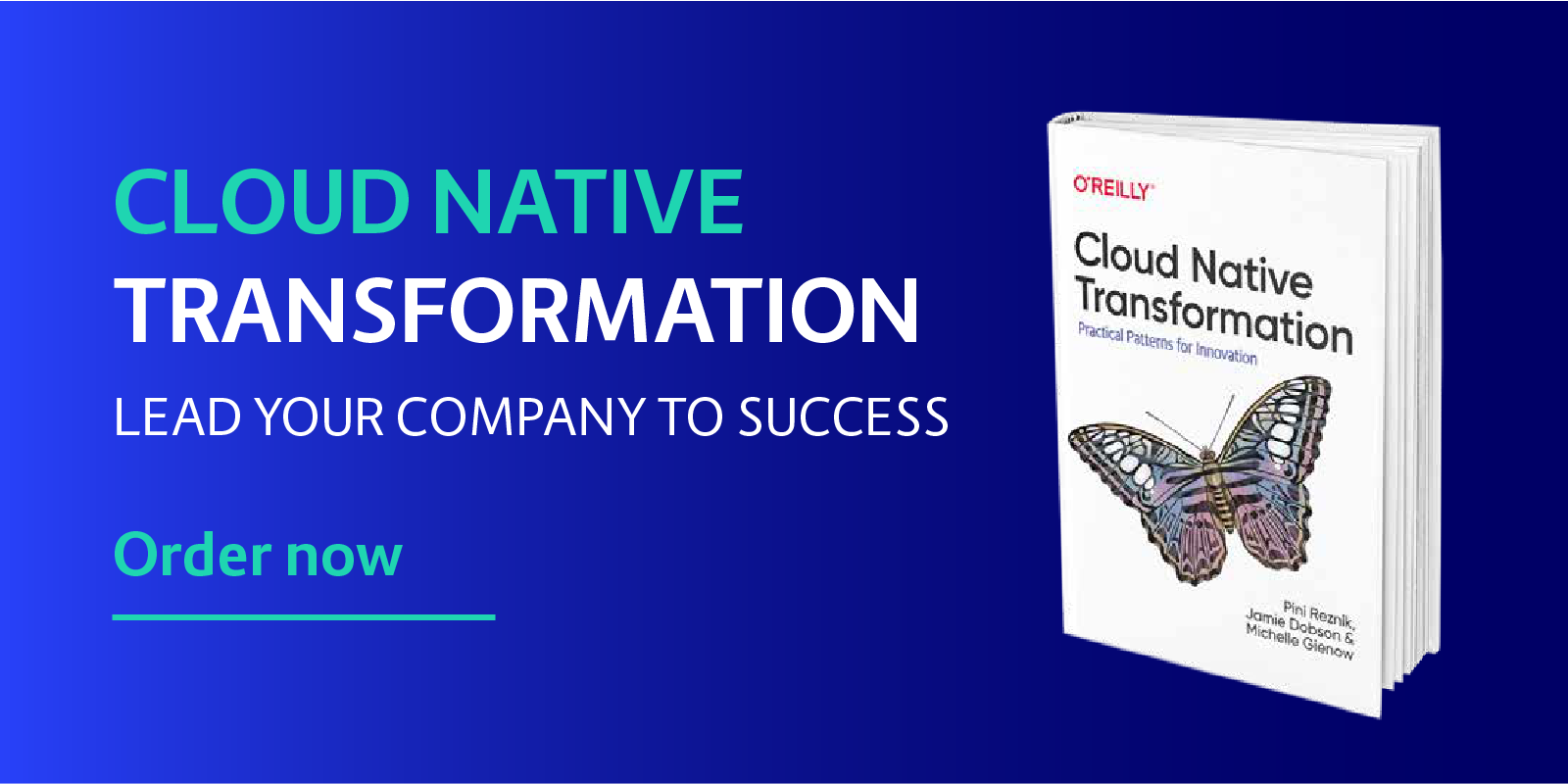Cloud Native Transformation Book