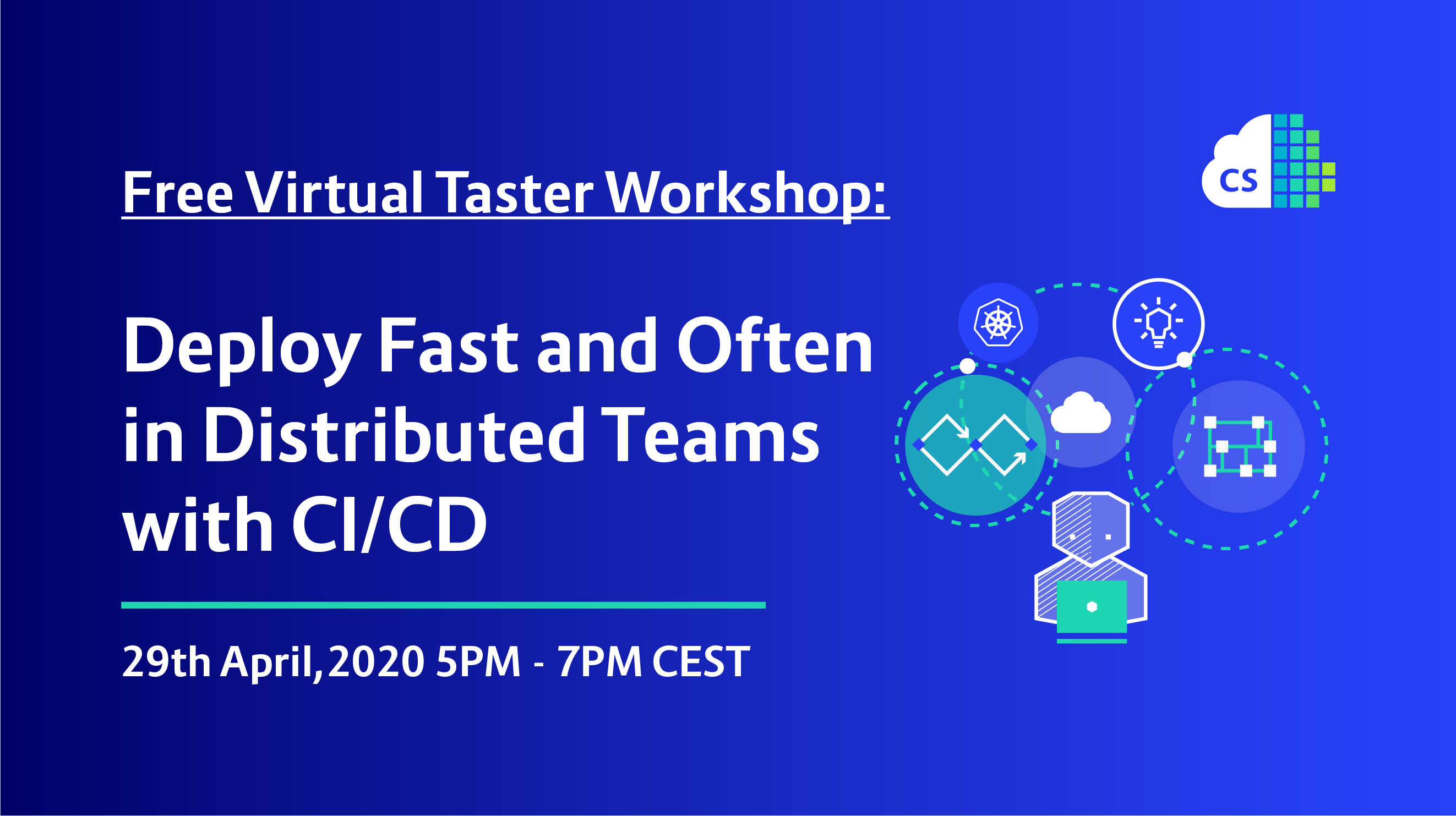 CICD training taster workshop