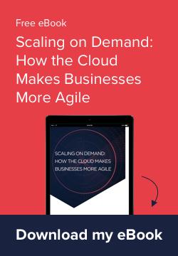 Scaling demand cloud agile ebook
