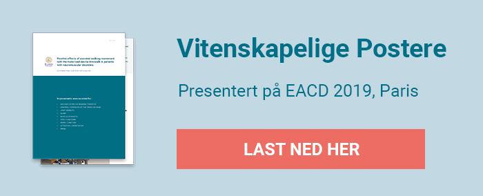 Vitenskapelige postere, EACD