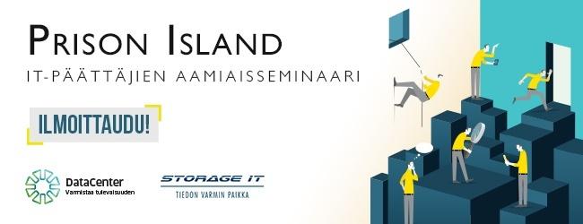Ilmoittaudu Prison Island -tapahtumaan