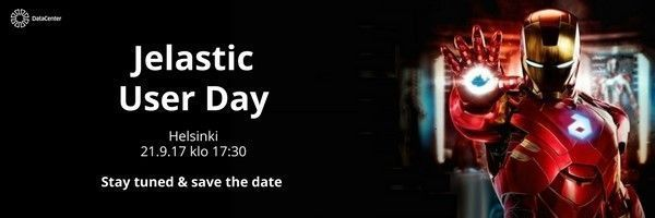 Jelastic User Day Meetup 21.9.2017