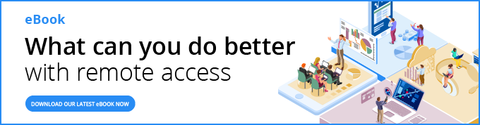 eBook: What can you do better with remote access