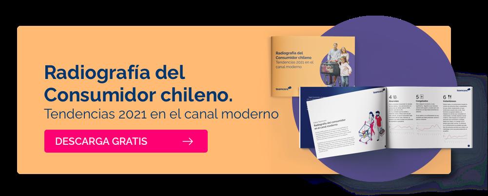 Radiografia del consumidor chileno