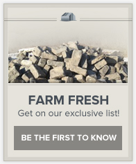Signup for Farm Fresh Exclusive List!