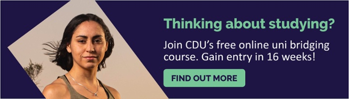CDU Tertiary Enabling Program