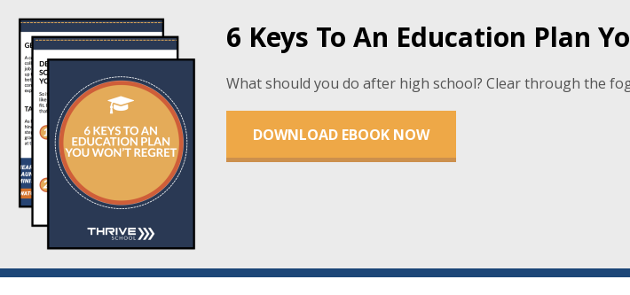 6 Keys To An Education Plan You Won't Regret What should you do after high  school? Clear through the fog and choose a great next step with these 6 keys.  Download ebook now