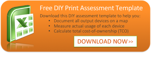 Click here to download a DIY print assessment template.
