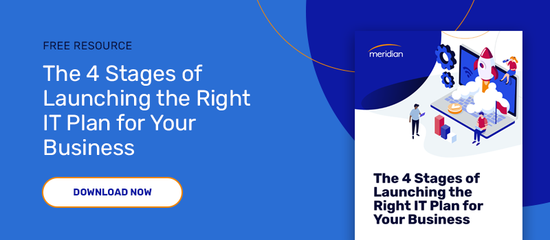 Download guide: The 4 Stages of Launching the RIght IT Plan for Your Business