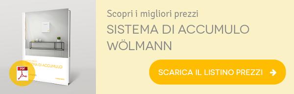 Scopri i migliori prezzi Sistema di accumulo Wölmann