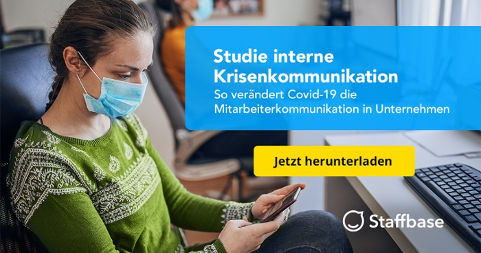 Studie interne Krisenkommunikation / Corona 2020