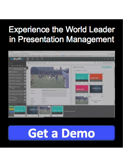 demo for presentation management