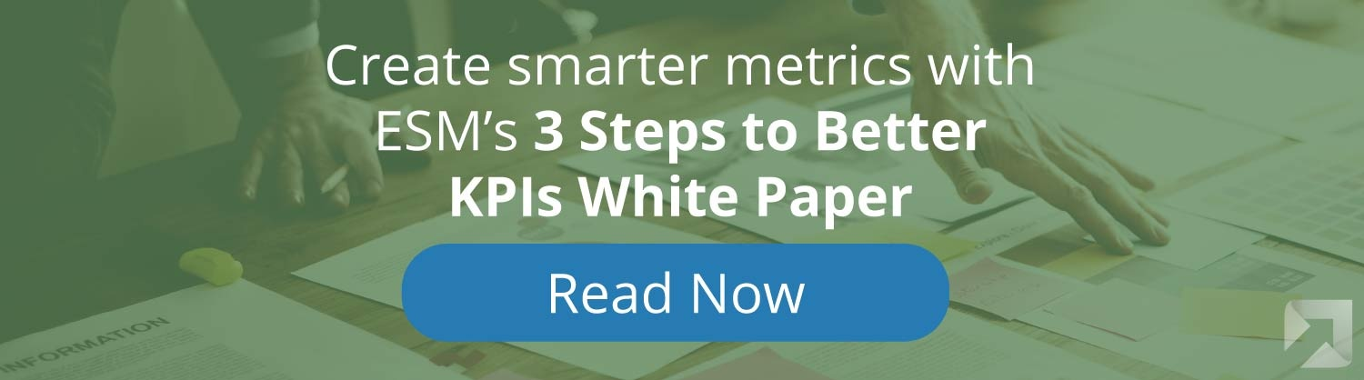 Download the ESM guide to improve your KPIs