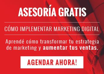 Consultoria de Marketing Digital sin cargo, por Crandi