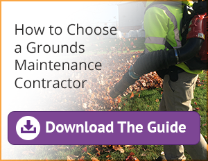 How to choose a grounds maintenance contractor