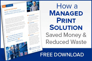 Managed Print Solutions - Appleton Area School District